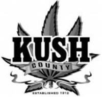 KUSH COUNTY ESTABLISHED 1912