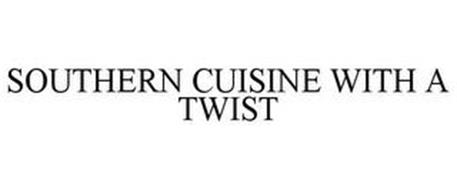 SOUTHERN CUISINE WITH A TWIST
