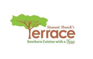STEWART PENICK'S TERRACE SOUTHERN CUISINE WITH A TWIST