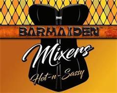 BARMAIDEN MIXERS HOT -N- SASSY