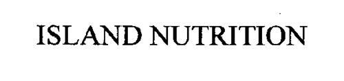 ISLAND NUTRITION