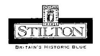 BRITAIN'S HISTORIC BLUE STILTON CHEESE STILTON MAKERS ASSOC.