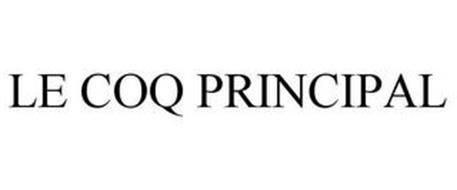 LE COQ PRINCIPAL
