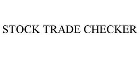 STOCK TRADE CHECKER