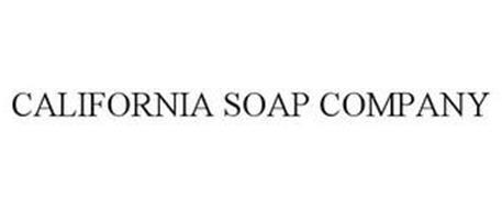 CALIFORNIA SOAP COMPANY