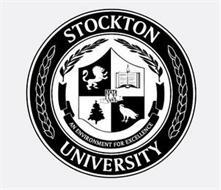 STOCKTON UNIVERSITY 1969 AN ENVIRONMENTFOR EXCELLENCE