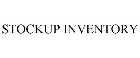STOCKUP INVENTORY