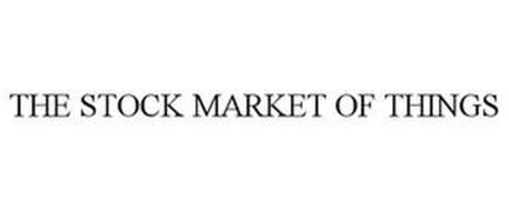 THE STOCK MARKET OF THINGS