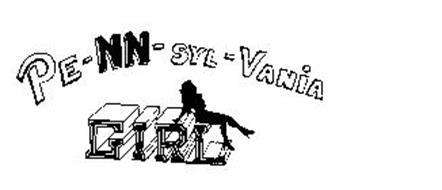 PE-NN-SYL-VANIA GIRL