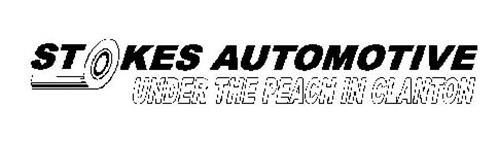 STOKES AUTOMOTIVE UNDER THE PEACH IN CLANTON