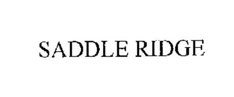 SADDLE RIDGE