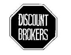 DISCOUNT BROKERS