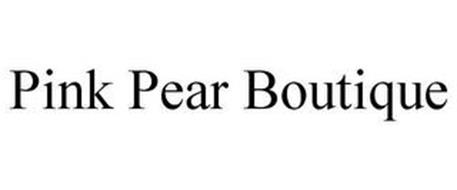 PINK PEAR BOUTIQUE
