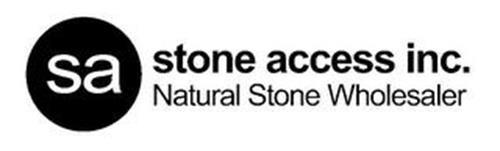 SA STONE ACCESS INC. NATURAL STONE WHOLESALER