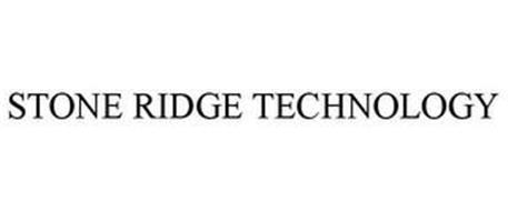 STONE RIDGE TECHNOLOGY