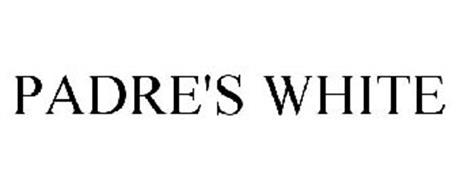 PADRE'S WHITE
