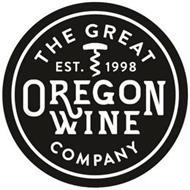 THE GREAT OREGON WINE COMPANY EST. 1998