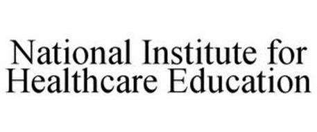 NATIONAL INSTITUTE FOR HEALTHCARE EDUCATION