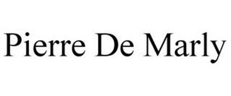 PIERRE DE MARLY