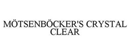 MÖTSENBÖCKER'S CRYSTAL CLEAR