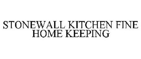 STONEWALL KITCHEN FINE HOME KEEPING