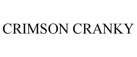 CRIMSON CRANKY