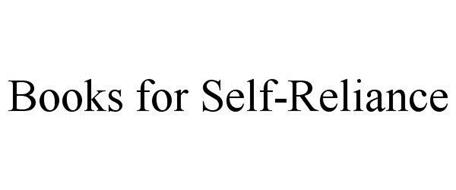 BOOKS FOR SELF-RELIANCE