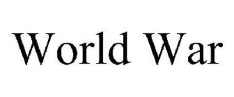 WORLD WAR