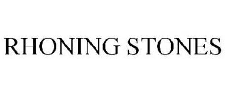 RHONING STONES