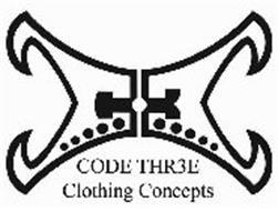 C3 CODE THR3E CLOTHING CONCEPTS