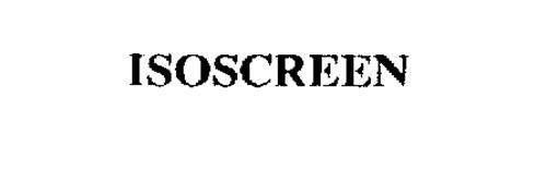 ISOSCREEN
