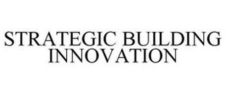 STRATEGIC BUILDING INNOVATION