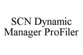 SCN DYNAMIC MANAGER PROFILER