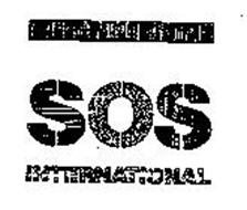 SOS INTERNATIONAL