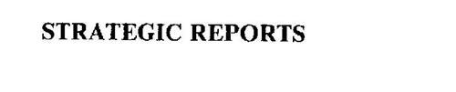 STRATEGIC REPORTS