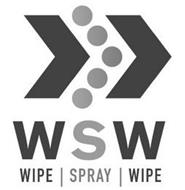 WSW WIPE | SPRAY | WIPE