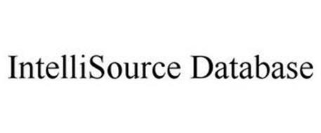 INTELLISOURCE DATABASE