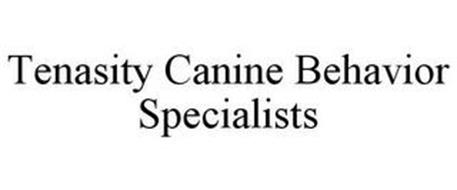 TENASITY CANINE BEHAVIOR SPECIALISTS