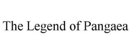 THE LEGEND OF PANGAEA