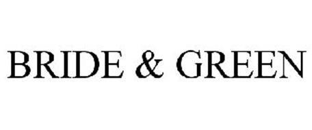 BRIDE & GREEN