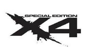 X4 SPECIAL EDITION