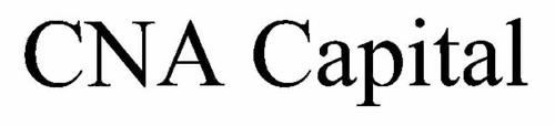 CNA CAPITAL