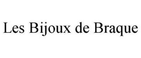LES BIJOUX DE BRAQUE
