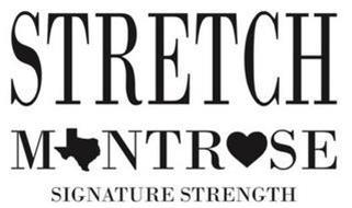 STRETCH MONTROSE SIGNATURE STRENGTH