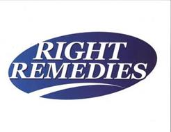 RIGHT REMEDIES