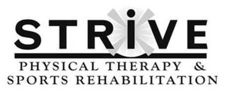 STRIVE PHYSICAL THERAPY & SPORTS REHABILITATION