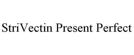 STRIVECTIN PRESENT PERFECT