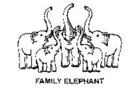 FAMILY ELEPHANT