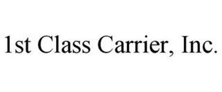 1ST CLASS CARRIER, INC.