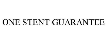 ONE STENT GUARANTEE
